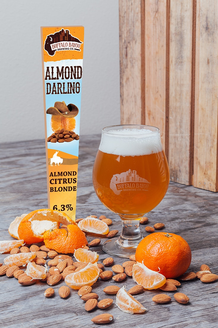 Almond Darling Clementine