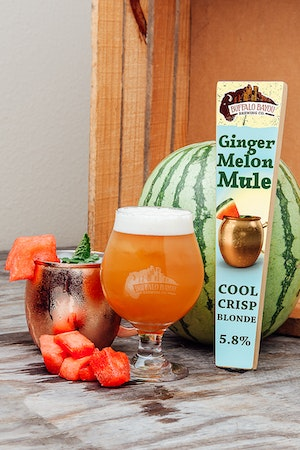 Ginger Melon Mule