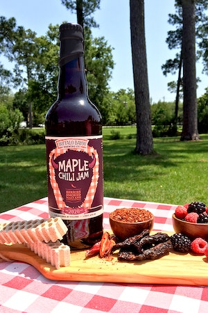Maple Chili Jam