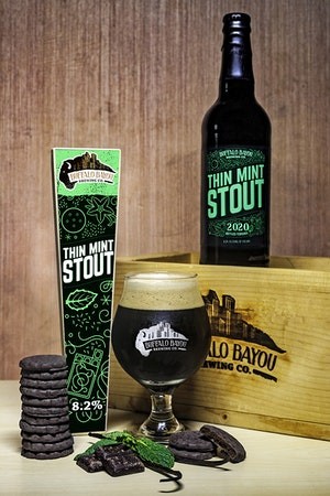 Thin Mint Stout